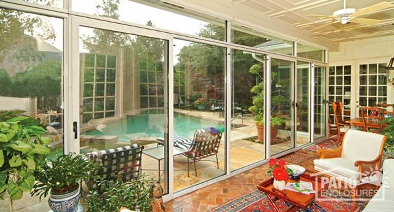Porch Enclosures Madison Heights MI - Patio Enclosures By Martino ...