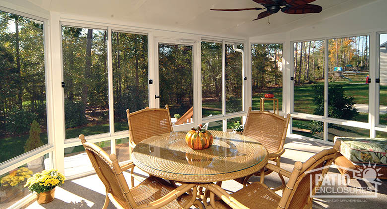 Screen Room Porches Madison Heights MI - Patio Enclosures By ...