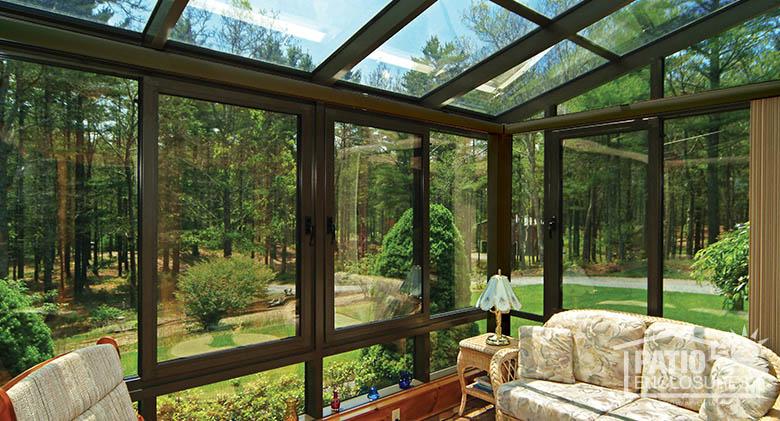 Solariums Madison Heights Michigan Patio Enclosures By