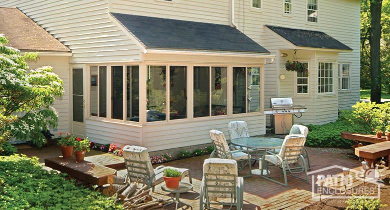 Custom Sunroom Installation Madison Heights MI - Patio Enclosures By ...