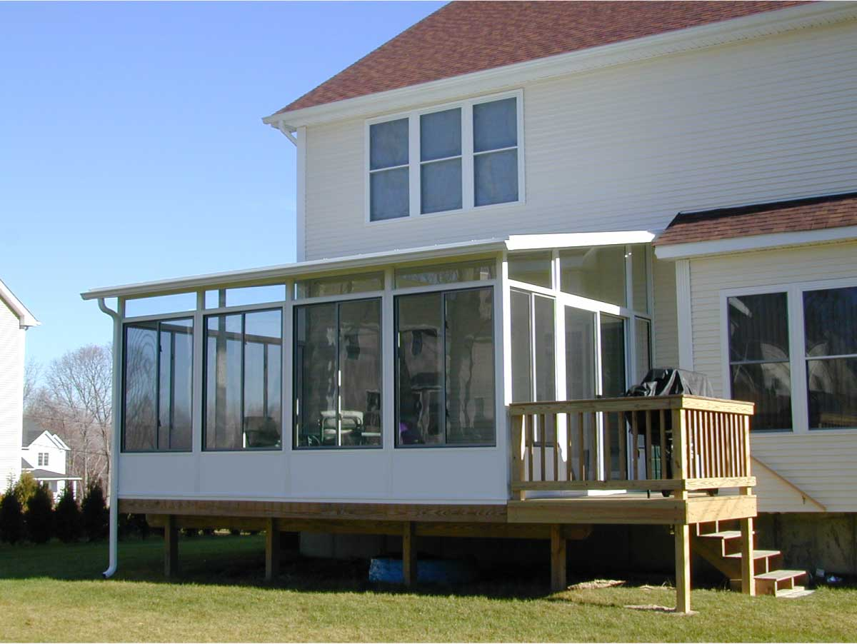 Studio Sunroom Enclosed Porch
