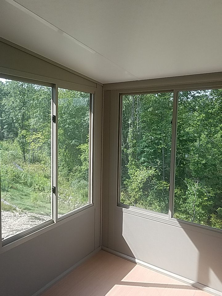 2nd Story Sunroom Howell Oakland County Michigan (1)