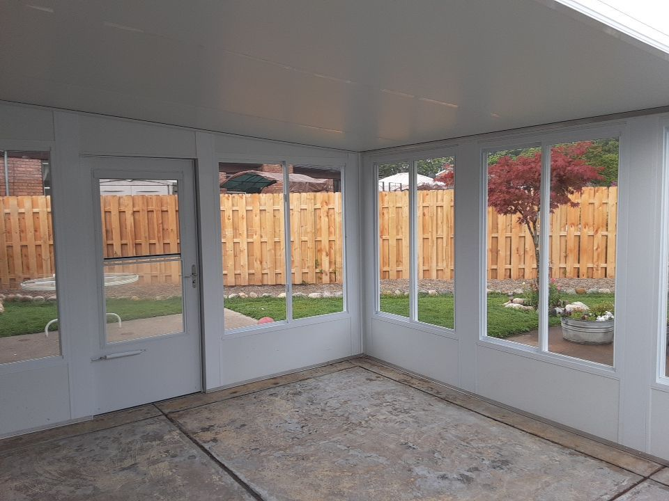 Macomb County Sunroom